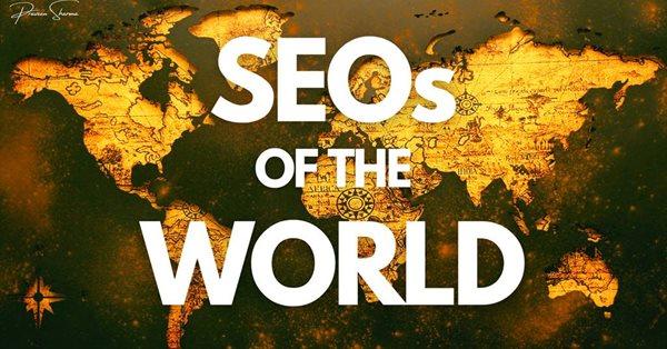 Опубликован список 750+ SEO-специалистов со всего мира