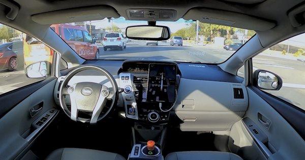 Яндекс опубликовал набор данных беспилотных автомобилей