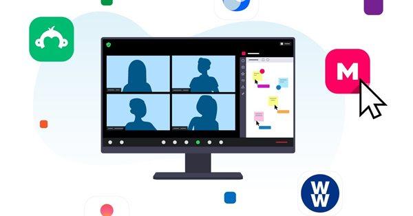 Zoom запустил Zoom Apps – маркетплейс партнерских приложений