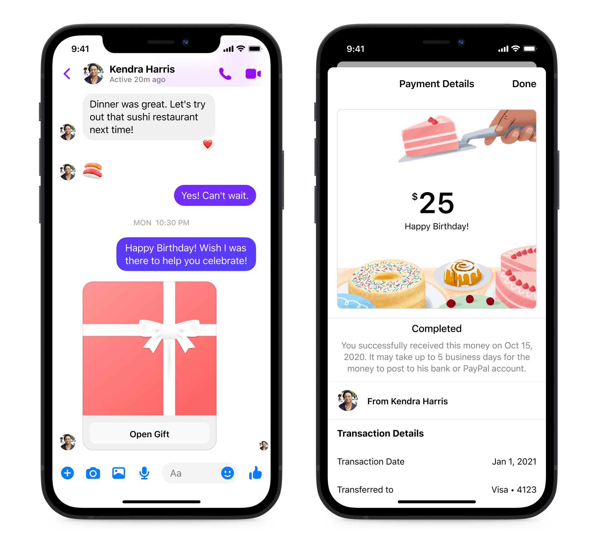Facebook Messenger получил ряд новых функций в честь своего 10-летия