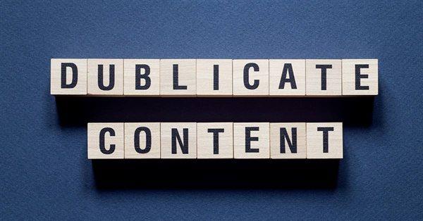 Как оптимизаторы решают вопрос дублированного контента – опрос