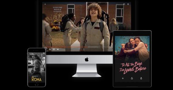 Netflix занял первое место по популярности среди российских пользователей соцсетей