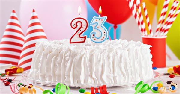 Google исполнилось 23 года