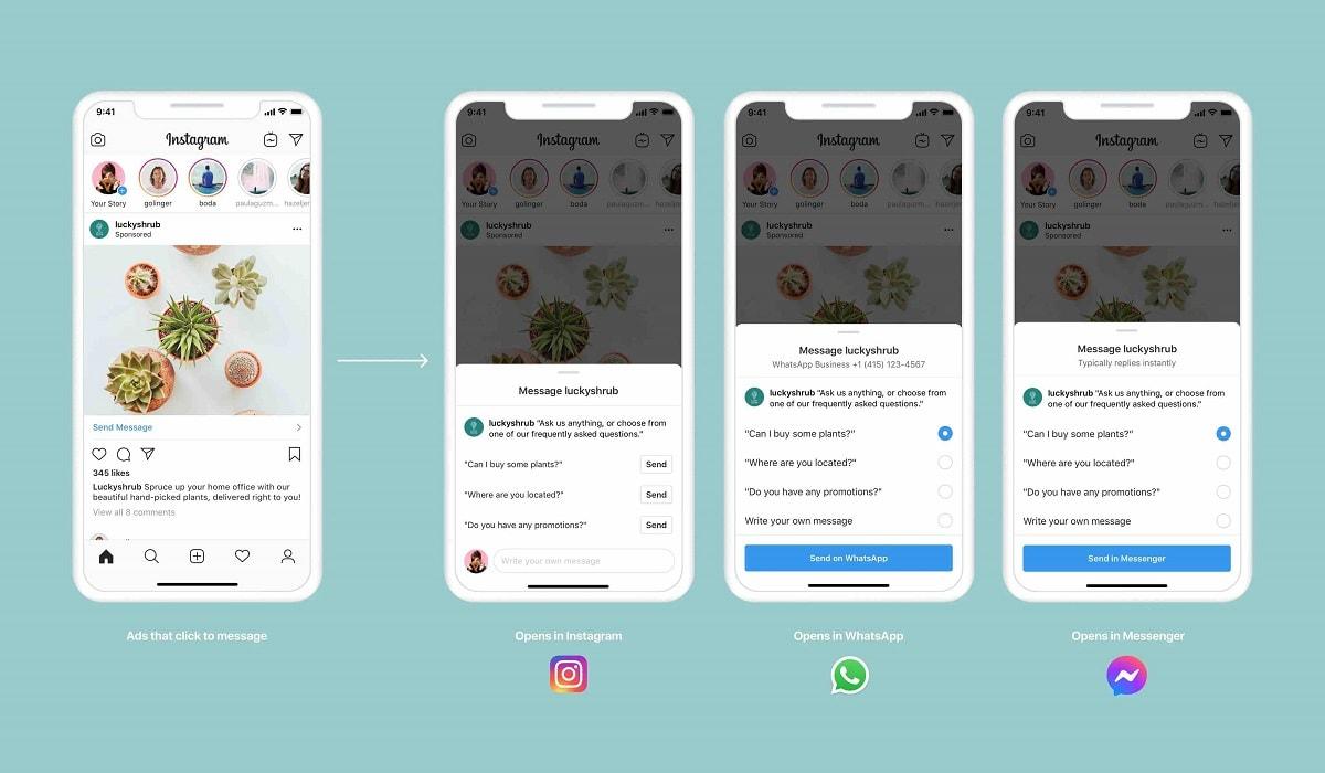 Facebook анонсировал новые инструменты для бизнес-коммуникации