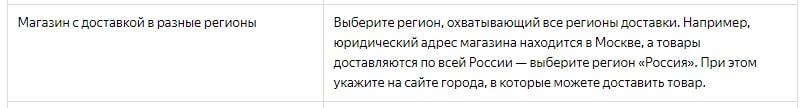 яндекс вебмастер региональность