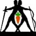 Жопка от морковки